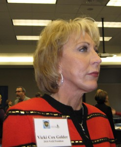 Vicki Cox Golder, National Association Realtors President in Tucson